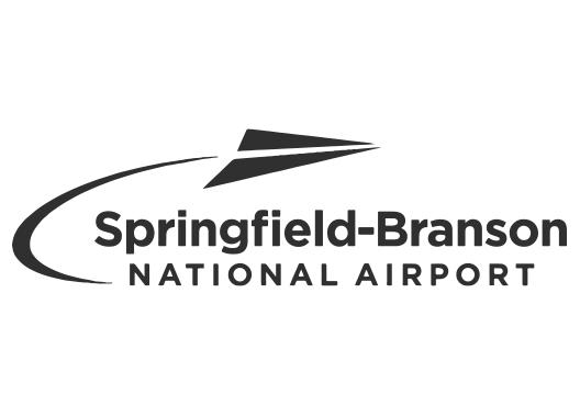 Springfield-Branson National Airport Logo