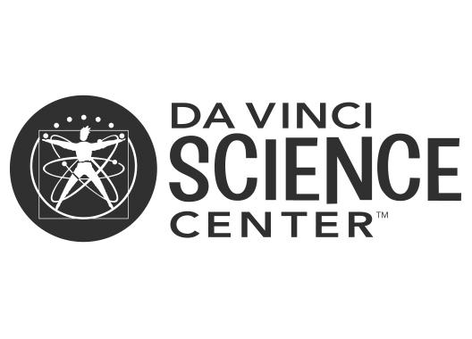 Da Vinci Science Center Logo